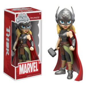Figurine Lady Thor -Rock Candy Vinyl