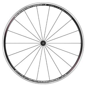 Campagnolo Khamsin Asymmetric CX Clincher Wheelset - Black