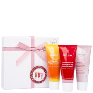 Weleda Hand Cream Ribbon Box