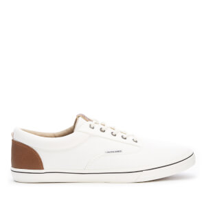 Jack & Jones Vision Contrast Sneakers - Wit