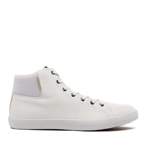 Baskets Homme Dunmore Mid Top Jack & Jones - Blanc