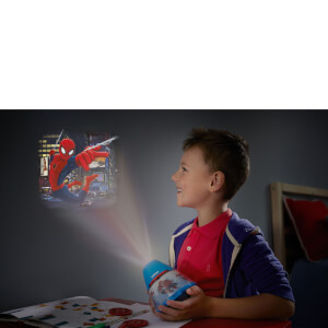 Marvel Spiderman 2-in-1 Projector and Night Light: Image 2