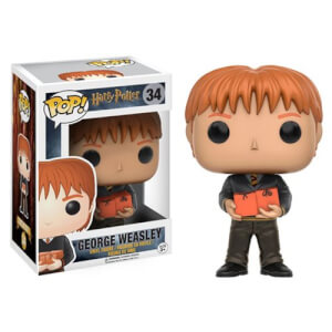Harry Potter - George Weasley Figura Pop! Vinyl