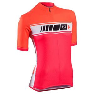 Sugoi Evolution Team Jersey - Red Orange - M