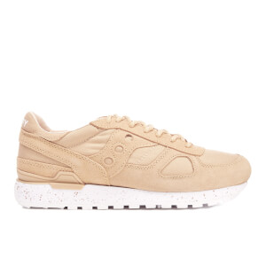 Saucony Men's Shadow Original Ripstop Trainers - Light Tan