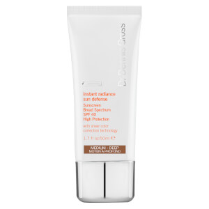 Dr Dennis Gross Instant Radiance Sun Defense SPF 40 50ml - Medium/Deep