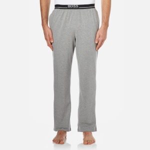 BOSS Hugo Boss Men's Cotton Lounge Pants - Grey