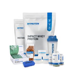 Myprotein 限定版健身福袋