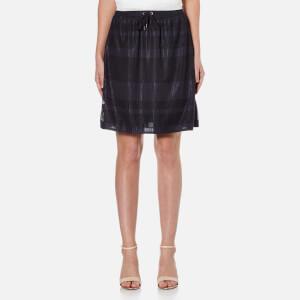 Samsoe & Samsoe Women's Bonne Midi Skirt - Dark Sapphire