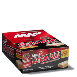 Mass RecoPro Bar, 12 x 100g Bar