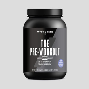 Myprotein THE Pre Workout (USA)