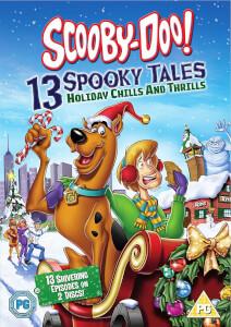 Scooby Doo: Holiday Thrills & Chills