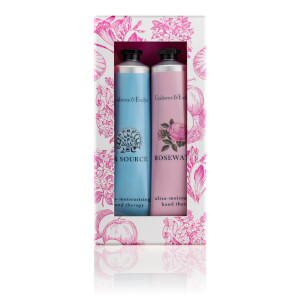 Crabtree & Evelyn Secret to Beautiful Hands Gift Set - Worth £20 (2 x 50g)