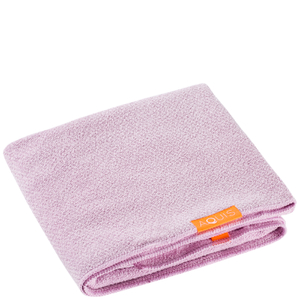 Aquis Lisse Luxe Hair Towel - Desert Rose