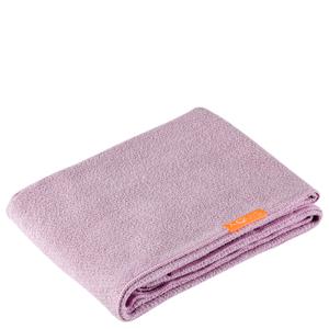 Aquis Long Lisse Luxe Hair Towel - Desert Rose