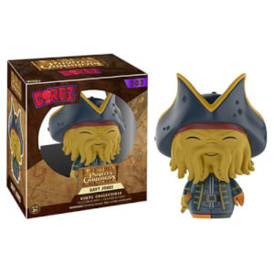 Pirates of the Caribbean Davy Jones Dorbz Figuur