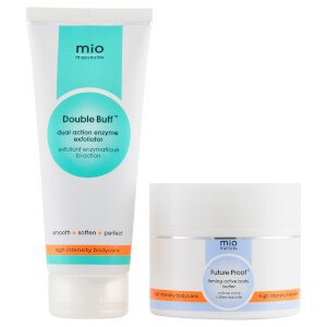 Mio Skincare Prevent Dry Skin Duo (Worth $93.00)