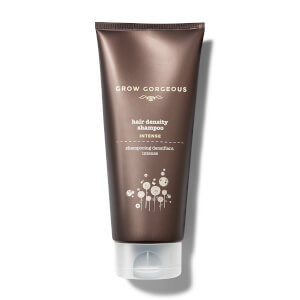 Shampoo Intenso de Densidade Capilar da Grow Gorgeous (190 ml)
