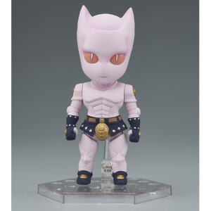 JoJo's Bizarre Adventure Killer Queen Minissimo Figure