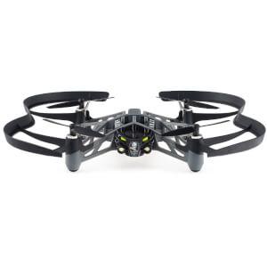 Parrot MiniDrones Airborne Cargo Quadcopter Night EVO Drone - SWAT