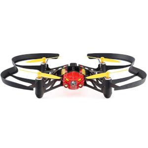 Parrot MiniDrones Airborne Cargo Quadcopter Night EVO Drone - Blaze
