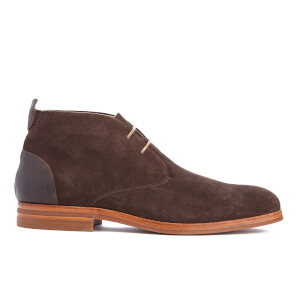 H Shoes by Hudson Men's Matteo Suede Chukka Boots - Brown