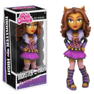 Figurine Clawdeen Wolf - Monster High - Rock Candy Vinyl