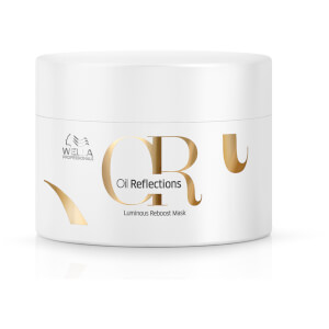 Mascarilla Oil Reflections Luminous Reboost de Wella Professionals Care 150 ml