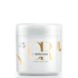 Masque Nourrissant Lumineux Luminous Reboost Mask Oil Reflections Wella Professionals 150 ml