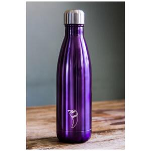 Chilly's Bottles 500ml - Purple