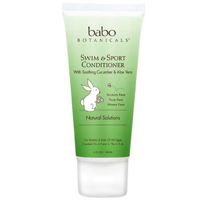 Babo Botanicals Swim & Sport Conditioner - Cucumber & Aloe
