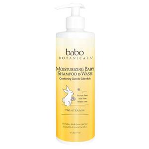 Babo Moisturizing Baby Shampoo & Wash (Family Size)