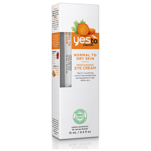 yes to Carrots Moisturising Eye Cream