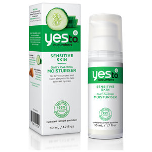 yes to Cucumbers Daily Calming Moisturiser