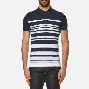 BOSS Green Men's Paule 8 Polo Shirt - Navy