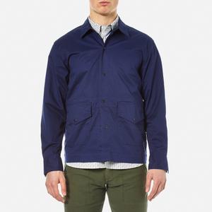 Garbstore Men's Flight Shirt X2 - Blue