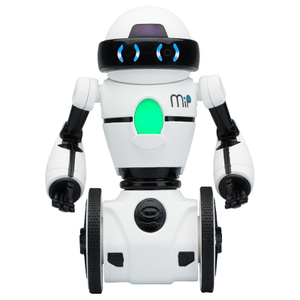 WowWee Mini MiP Remote Control Robot - White: Image 4