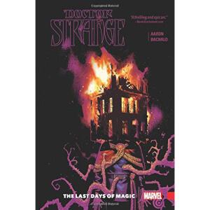 Doctor Strange: The Last Days of Magic - Volume 2 Graphic Novel