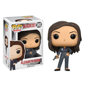 The Blacklist Elizabeth Keen Pop! Vinyl Figure