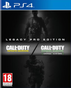 Call of Dity: Infinite Warfare - Édition Legacy Pro