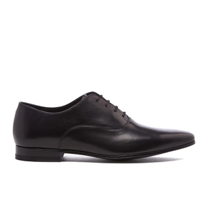 PS by Paul Smith Men's Fleming Leather Oxford Shoes - Nero Parma