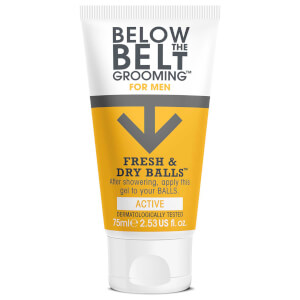 Below the Belt Fresh & Dry Balls -geeli 75ml, Active
