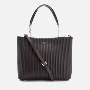 DKNY Women's Gansevoort Shopper Bag - Black