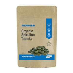Spirulina Biologica in Compresse