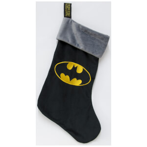 Batman Christmas Stocking