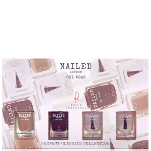 Nailed London With Rosie Fortescue Perfect Classics Collection 4 x 10ml