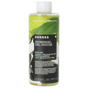KORRES Mint Tea Shower Gel 400ml
