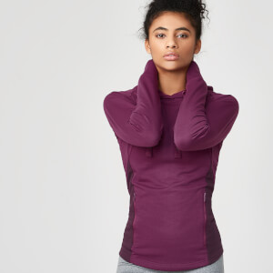 Superlite Slim Fit Pullover Hoodie