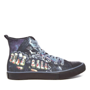 Chaussures Montantes Homme Spiral Game Over