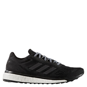 adidas Men's Response LT Running Shoes - Core Black/Metallic